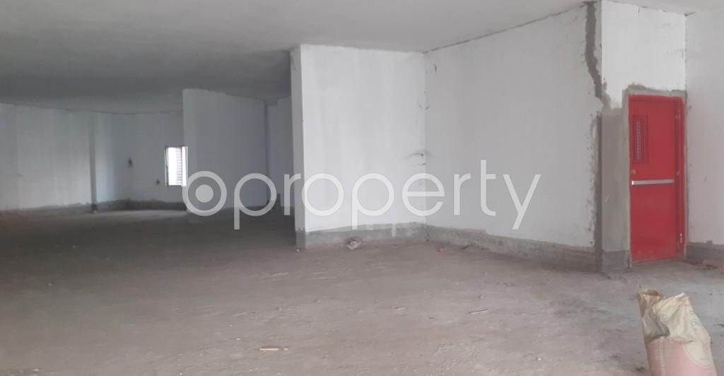 Commercial inside - Office for Sale in Kakrail, Dhaka - 1967500