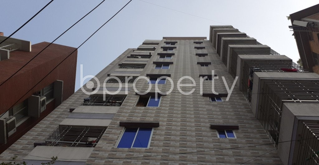 Outside view - 3 Bed Apartment for Sale in Lalmatia, Dhaka - 1967945