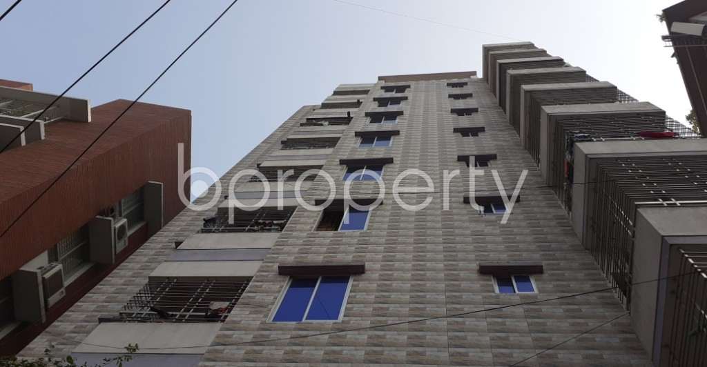 Outside view - 3 Bed Apartment for Sale in Lalmatia, Dhaka - 1967948