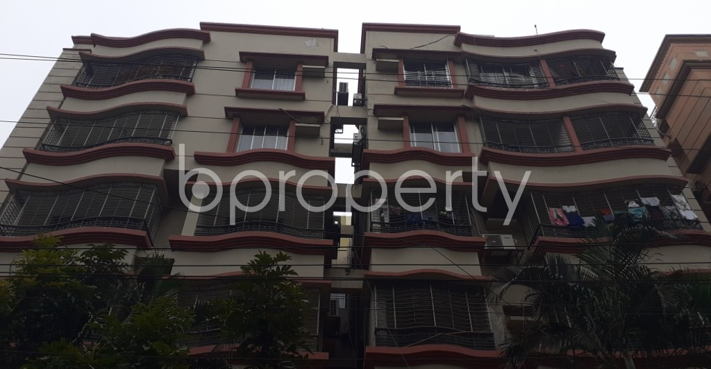 Front view - 3 Bed Apartment for Sale in Gulshan, Dhaka - 1968217