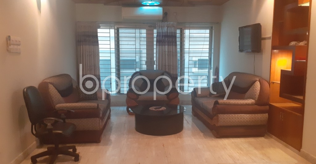 Lounge - 3 Bed Apartment for Sale in Gulshan, Dhaka - 1968385