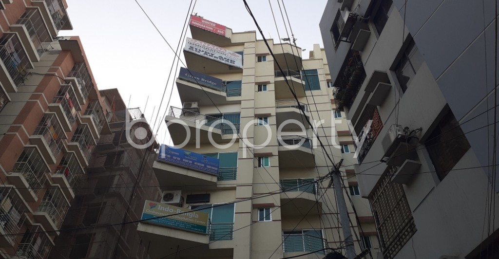 Front view - Office for Sale in Dhanmondi, Dhaka - 1969811