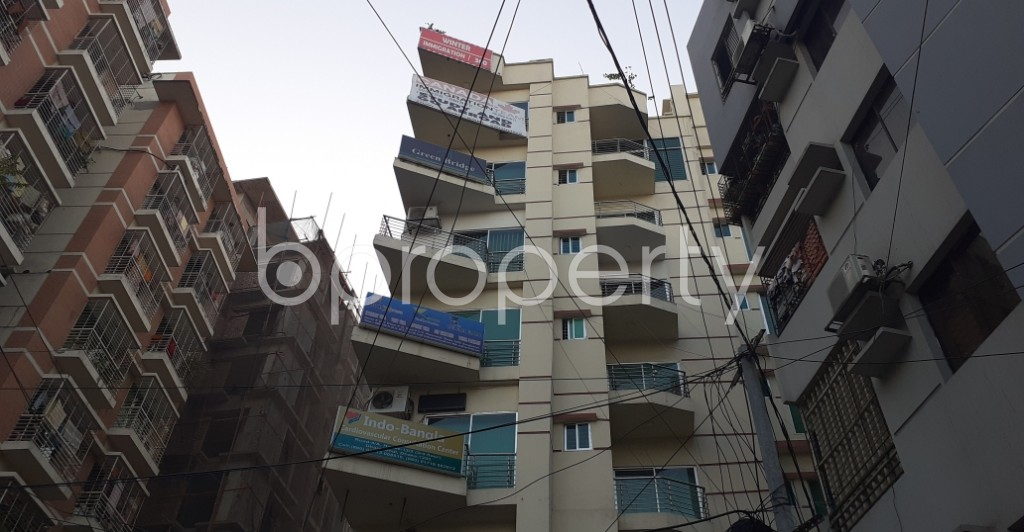 Front view - Office for Sale in Dhanmondi, Dhaka - 1969824