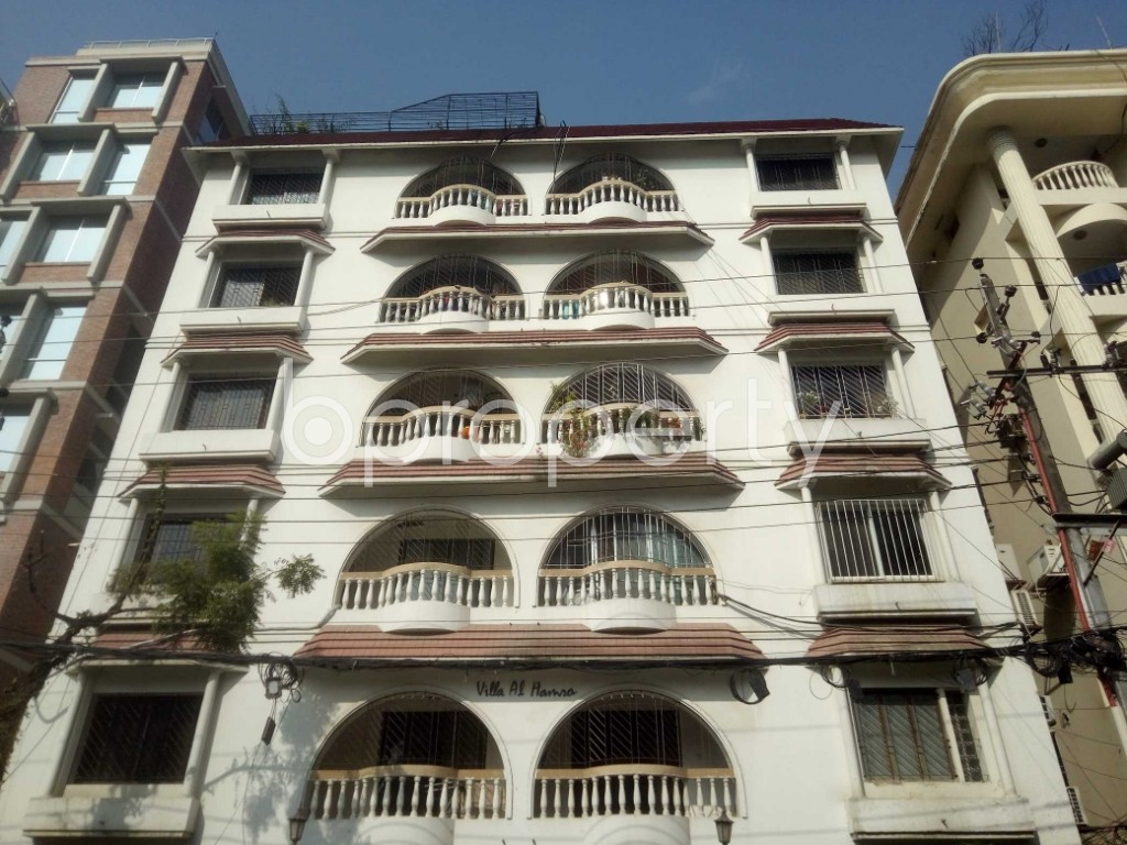 Outside view - 3 Bed Apartment to Rent in Baridhara, Dhaka - 1970884