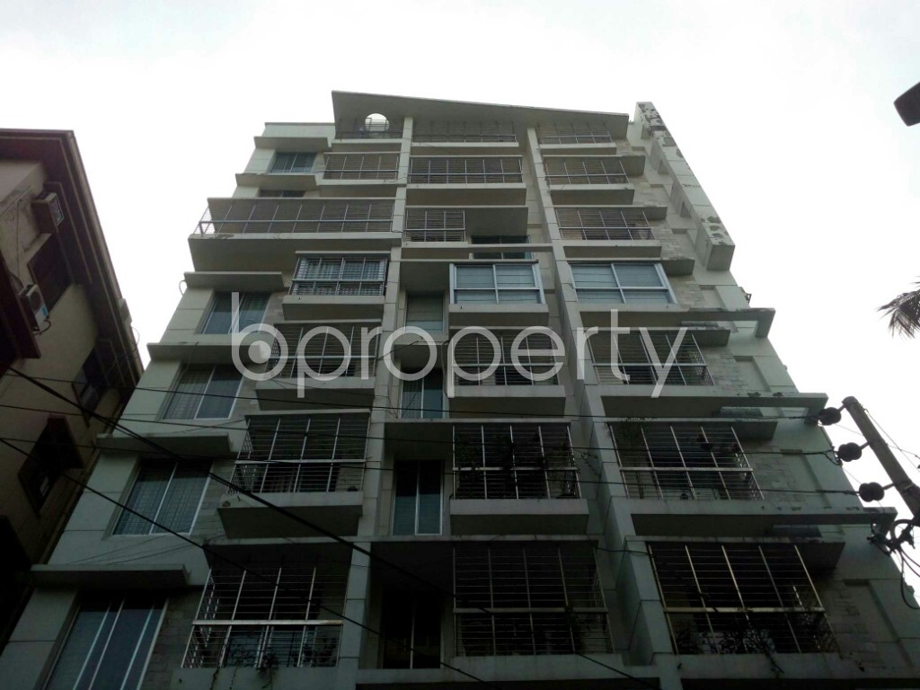 Outside view - 3 Bed Apartment for Sale in Banani, Dhaka - 1972443