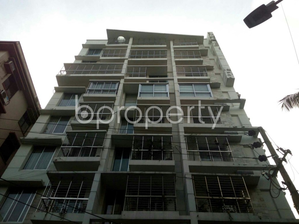 Outside view - 3 Bed Apartment for Sale in Banani, Dhaka - 1972444