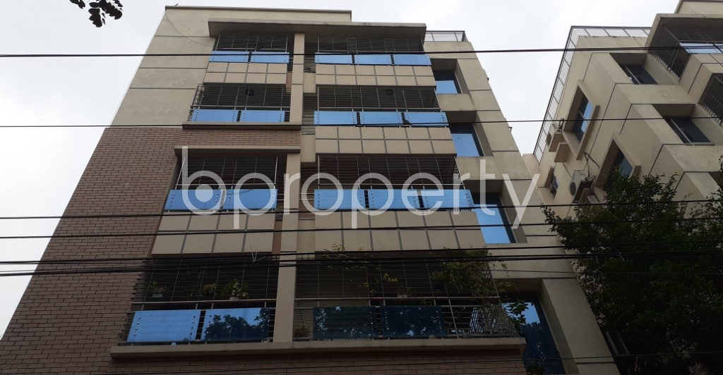 Front view - 4 Bed Apartment to Rent in Gulshan, Dhaka - 1973464