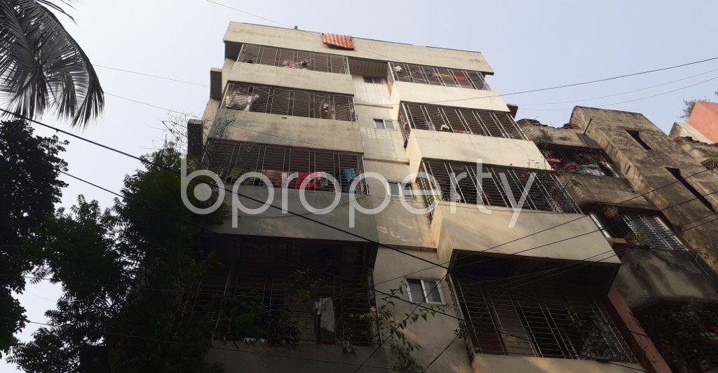 Front view - 2 Bed Apartment to Rent in Lalmatia, Dhaka - 1973526