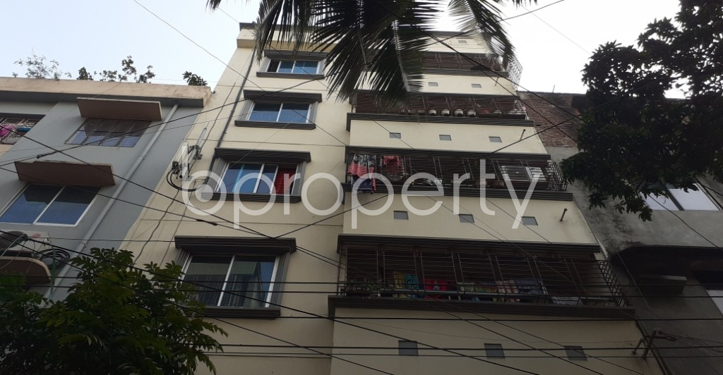 Front view - 2 Bed Apartment to Rent in Lalmatia, Dhaka - 1973529