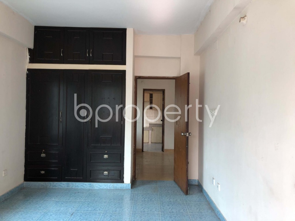 Bedroom - 3 Bed Apartment for Sale in Bashundhara R-A, Dhaka - 1851952