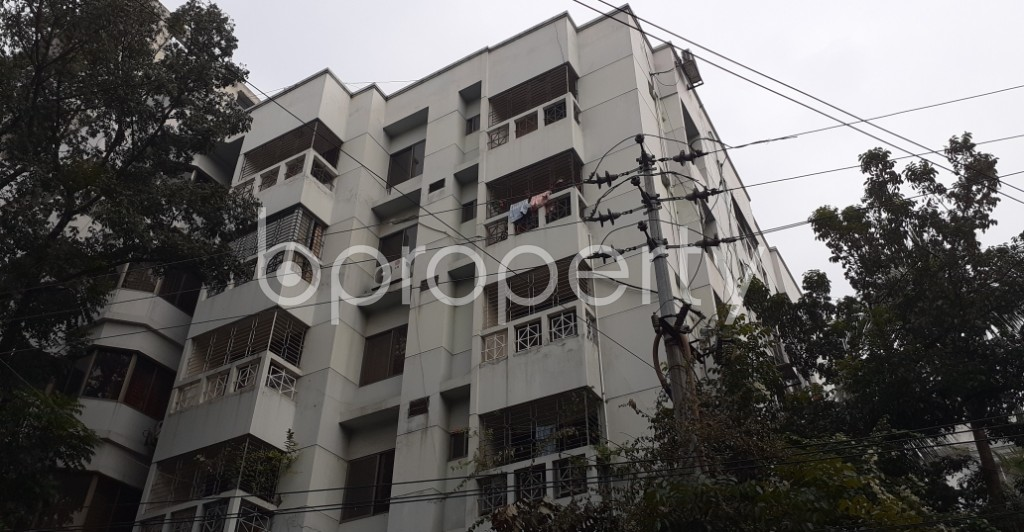 Outside view - 3 Bed Apartment for Sale in Gulshan, Dhaka - 1973707