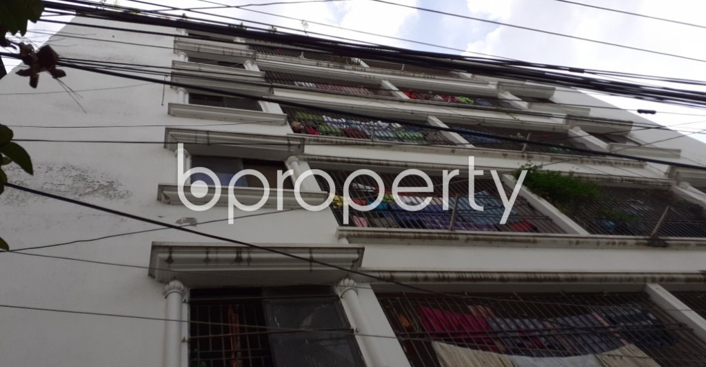 Front view - 2 Bed Apartment to Rent in Lalmatia, Dhaka - 1966086