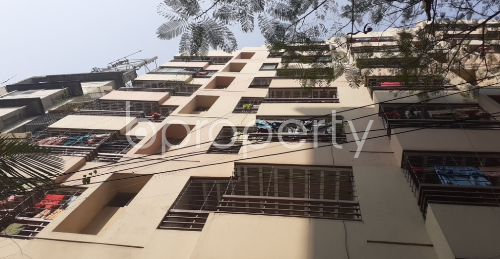 Outside view - 2 Bed Apartment to Rent in Lalmatia, Dhaka - 1974127