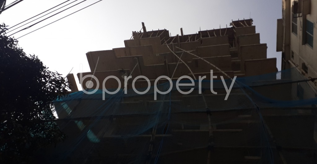 Outside view - 3 Bed Apartment for Sale in Dhanmondi, Dhaka - 1974130