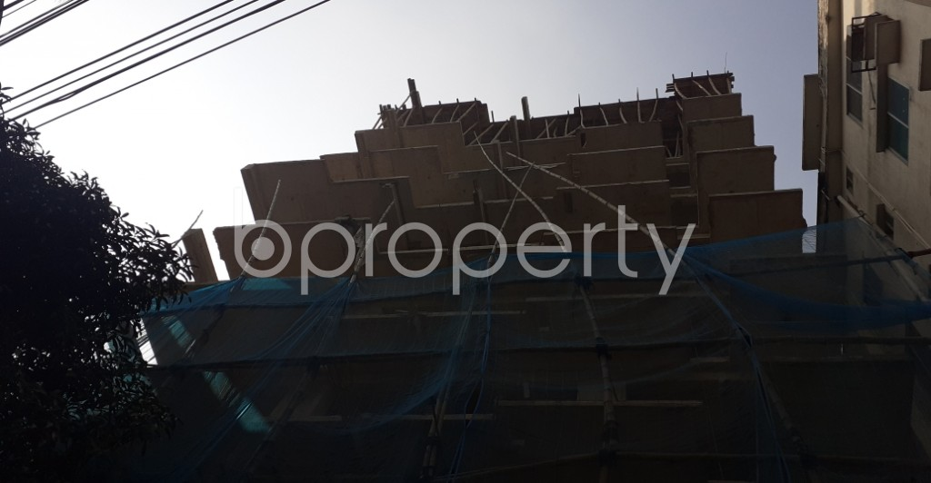 Outside view - 3 Bed Apartment for Sale in Dhanmondi, Dhaka - 1974131