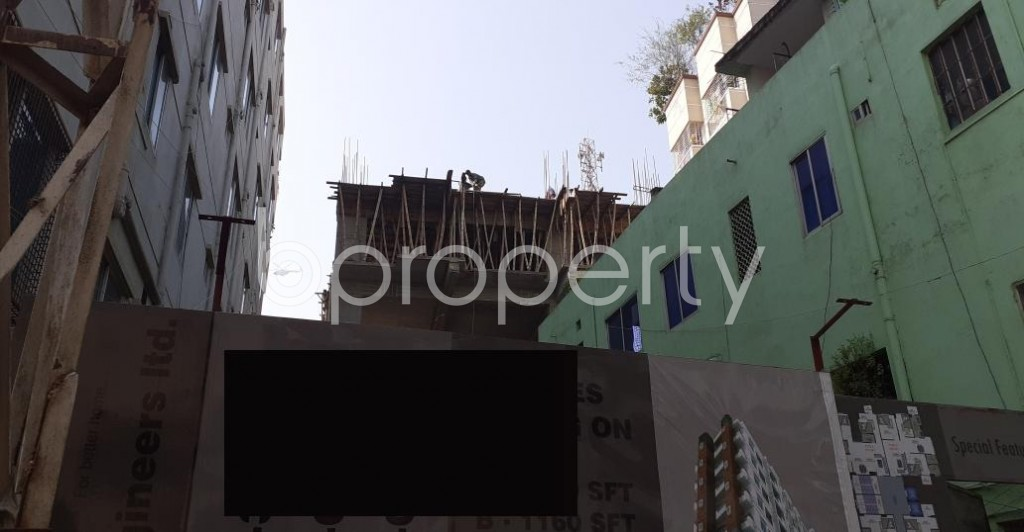 Outside view - 3 Bed Apartment for Sale in Dhanmondi, Dhaka - 1974140