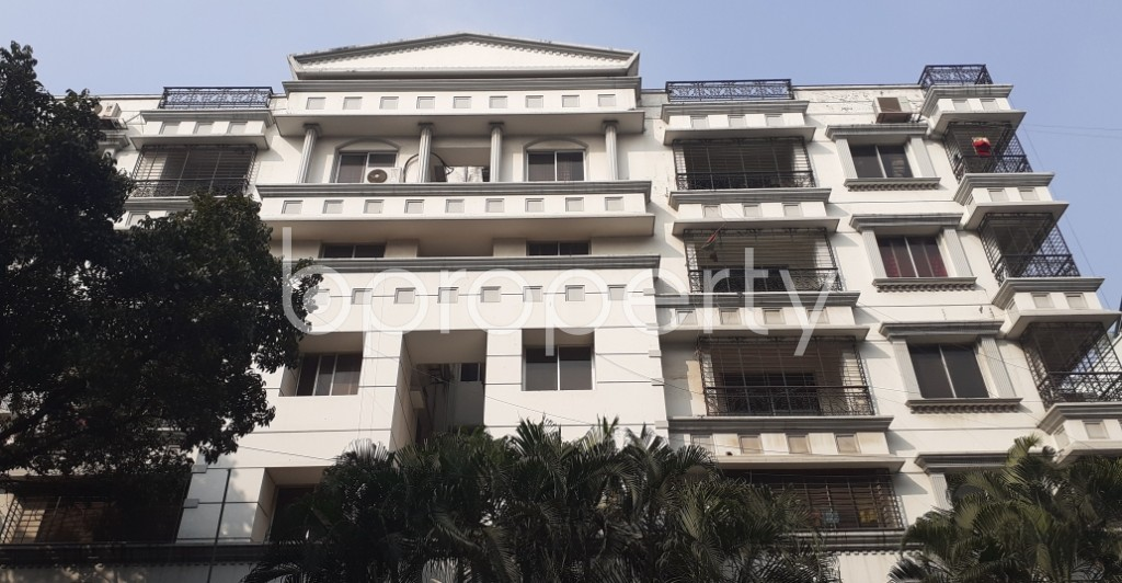 Front view - 3 Bed Apartment to Rent in Gulshan, Dhaka - 1974268