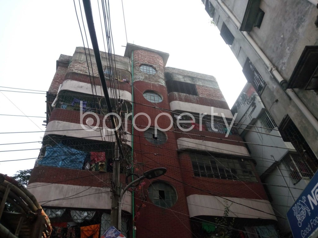 Front view - 2 Bed Apartment to Rent in Shahjahanpur, Dhaka - 1974687