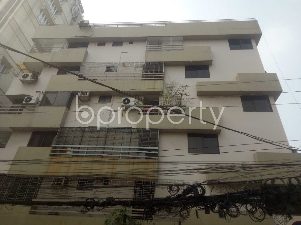 Front view - 3 Bed Apartment to Rent in Gulshan, Dhaka - 1974860