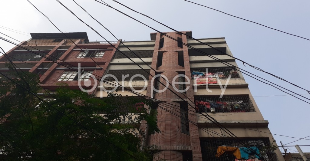 Outside view - 2 Bed Apartment to Rent in Lalmatia, Dhaka - 1975188