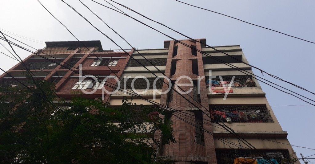 Outside view - 2 Bed Apartment to Rent in Lalmatia, Dhaka - 1975189