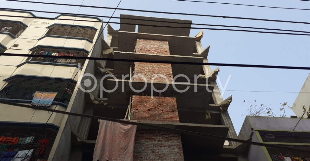 Front view - 2 Bed Apartment for Sale in Mohammadpur, Dhaka - 1975373