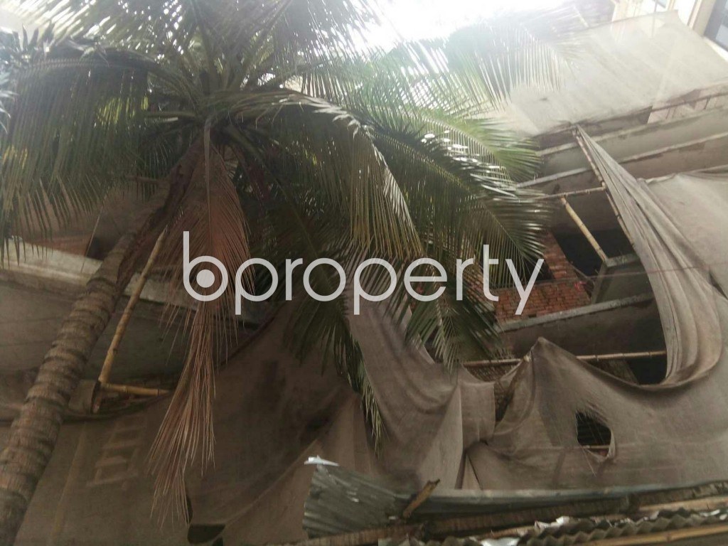Front view - 3 Bed Apartment for Sale in Uttara, Dhaka - 1955149