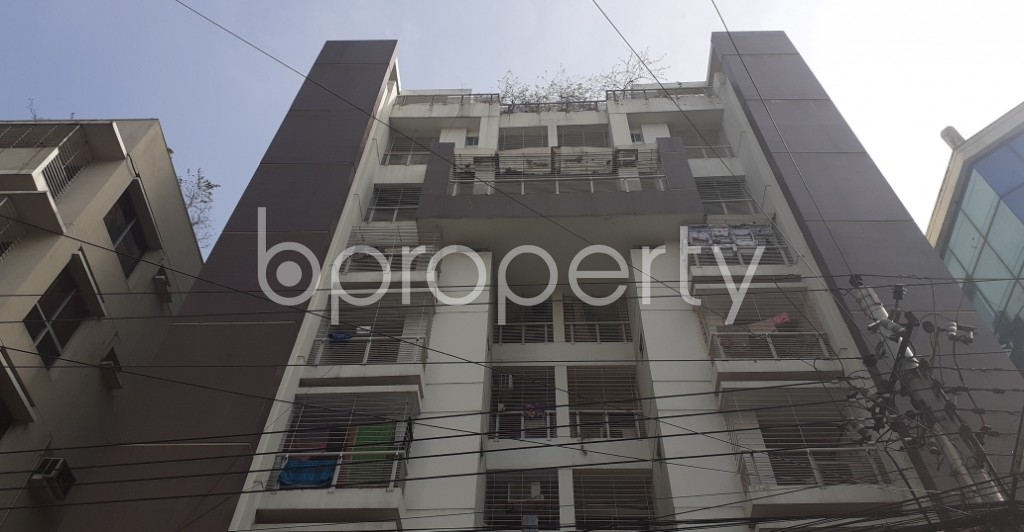 Front view - 3 Bed Apartment for Sale in Uttara, Dhaka - 1975561