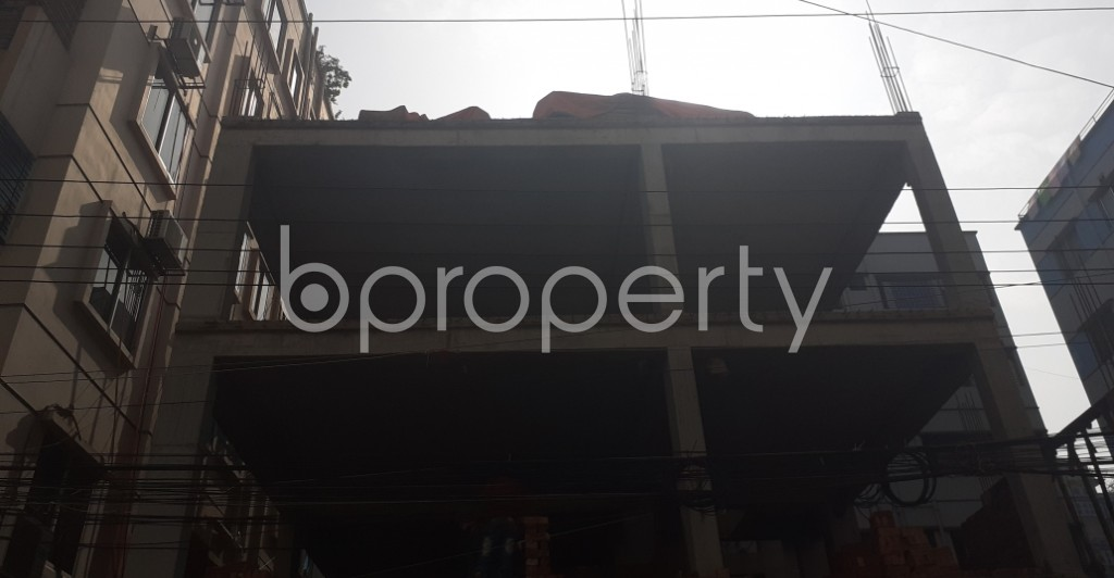 Front view - 3 Bed Apartment for Sale in Uttara, Dhaka - 1975659