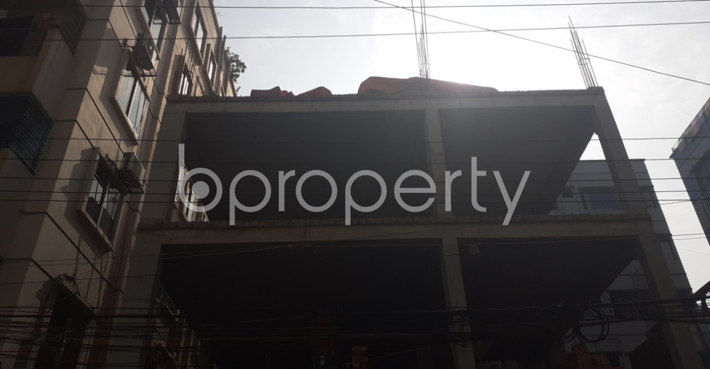 Front view - 3 Bed Apartment for Sale in Uttara, Dhaka - 1975661