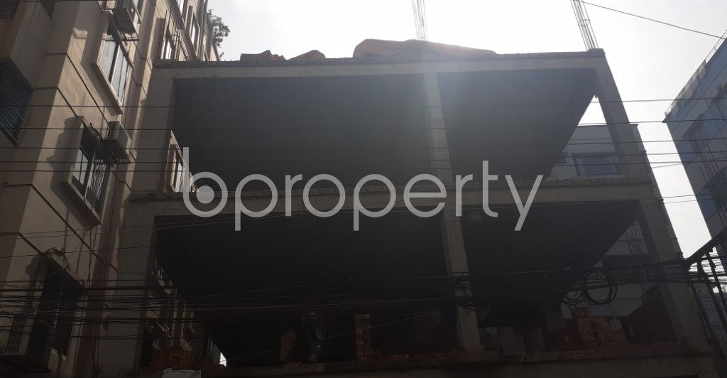 Front view - 3 Bed Apartment for Sale in Uttara, Dhaka - 1975662