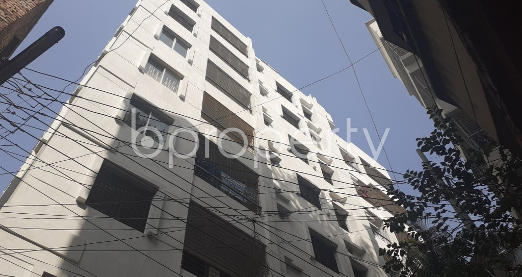 Front view - 2 Bed Apartment for Sale in Mirpur, Dhaka - 1975703