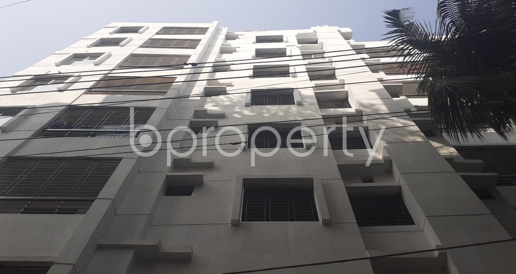Front view - 2 Bed Apartment for Sale in Mirpur, Dhaka - 1975704
