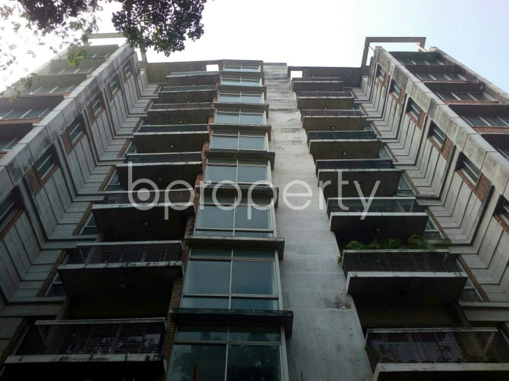 Outside view - 3 Bed Apartment to Rent in Banani, Dhaka - 1975902