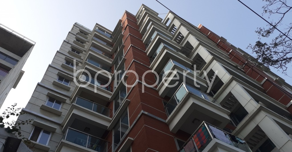Outside view - 4 Bed Apartment to Rent in Gulshan, Dhaka - 1975911