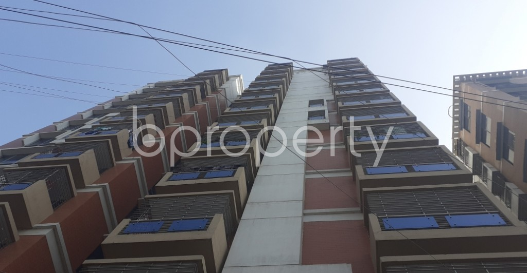 Outside view - 3 Bed Apartment for Sale in Lalmatia, Dhaka - 1975990
