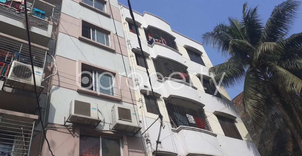 Outside view - 2 Bed Apartment to Rent in Lalmatia, Dhaka - 1975991