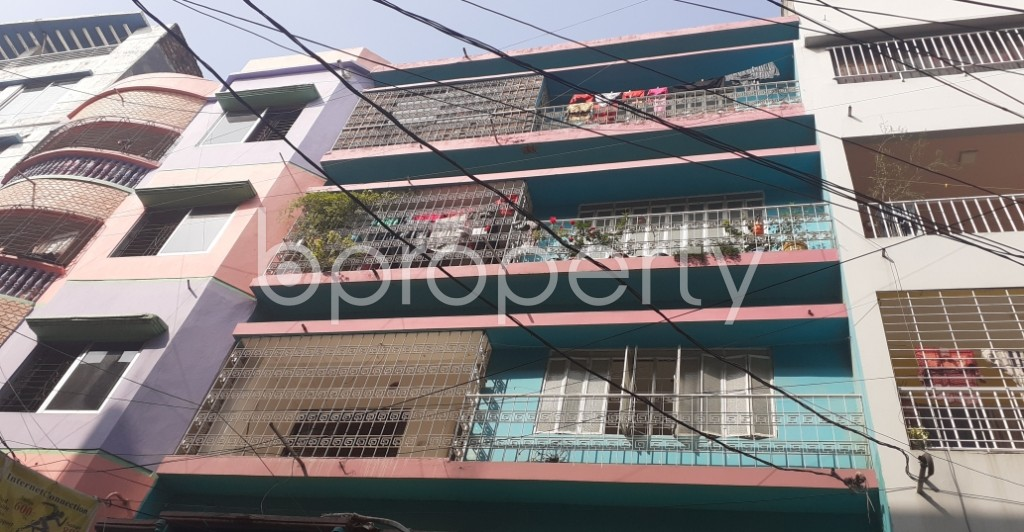 Outside view - 2 Bed Apartment to Rent in Lalmatia, Dhaka - 1975998
