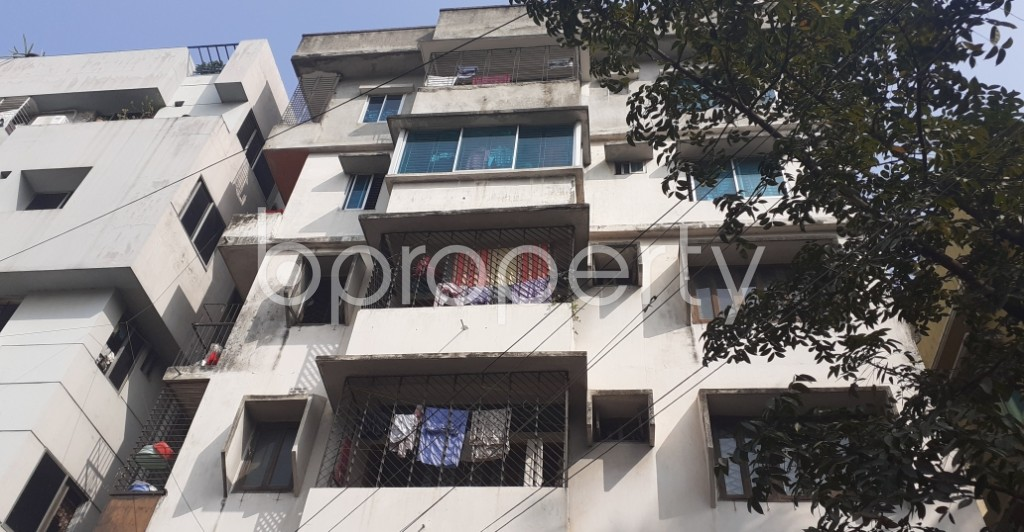 Outside view - 2 Bed Apartment to Rent in Lalmatia, Dhaka - 1976018