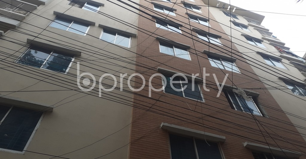 Front view - 2 Bed Apartment for Sale in Mohammadpur, Dhaka - 1976342