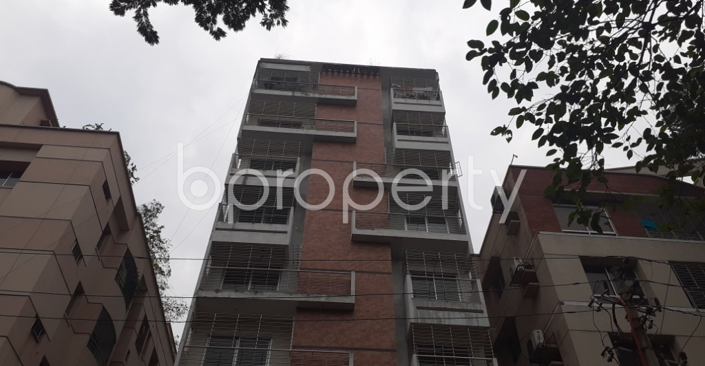 Front view - 2 Bed Apartment for Sale in Dhanmondi, Dhaka - 1976347