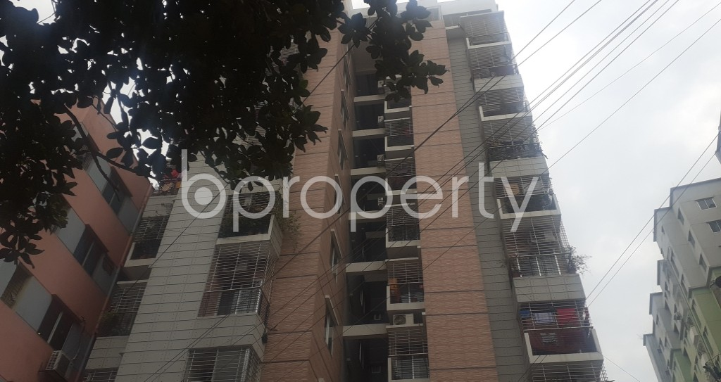 Front view - 3 Bed Apartment for Sale in Mohammadpur, Dhaka - 1976602