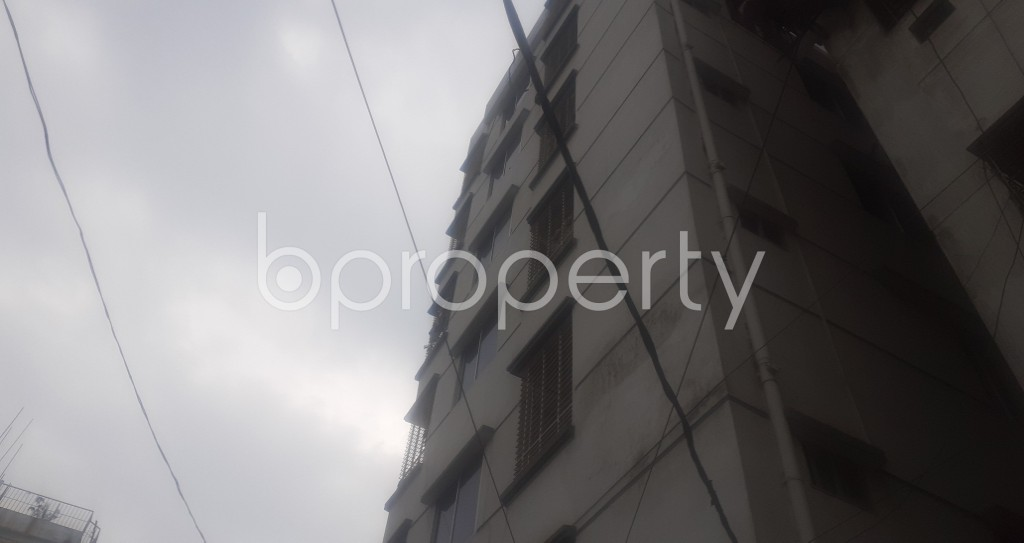 Front view - 2 Bed Apartment for Sale in Mohammadpur, Dhaka - 1976605