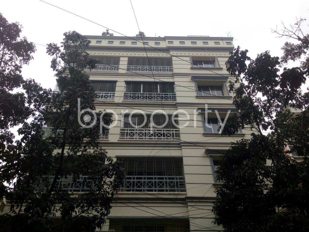 Outside view - 4 Bed Apartment to Rent in Banani, Dhaka - 1976697