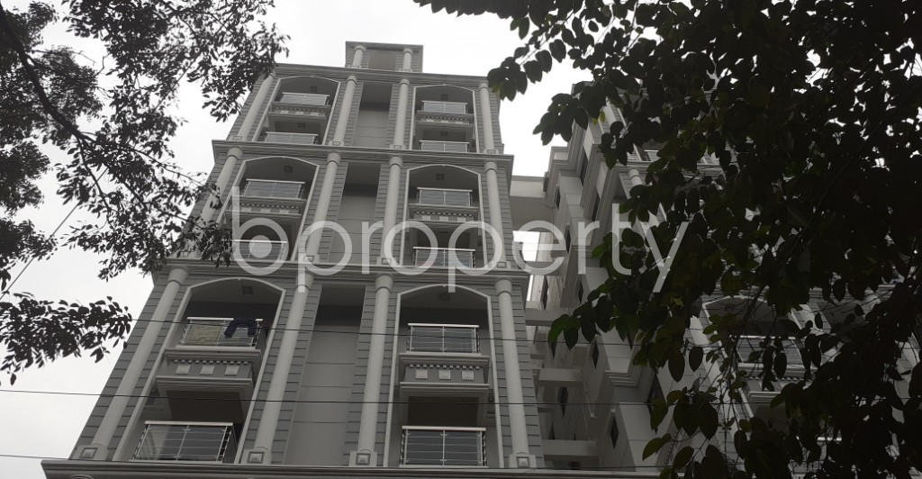 Front view - 4 Bed Apartment for Sale in Dhanmondi, Dhaka - 1976892