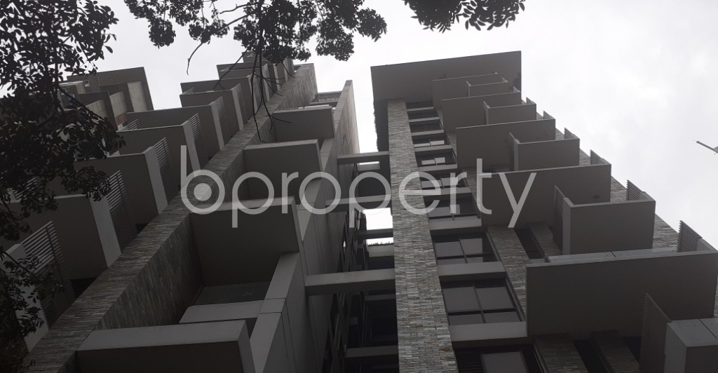 Front view - 4 Bed Apartment for Sale in Dhanmondi, Dhaka - 1976898