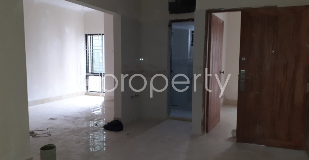 Dine/Dining - 3 Bed Apartment for Sale in Mohammadpur, Dhaka - 1977081