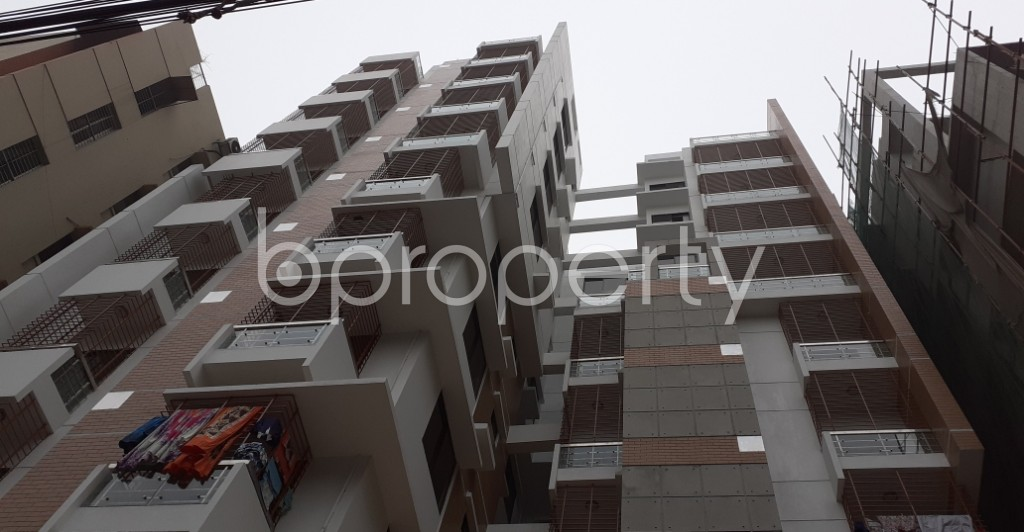 Outside view - 2 Bed Apartment to Rent in Lalmatia, Dhaka - 1977193