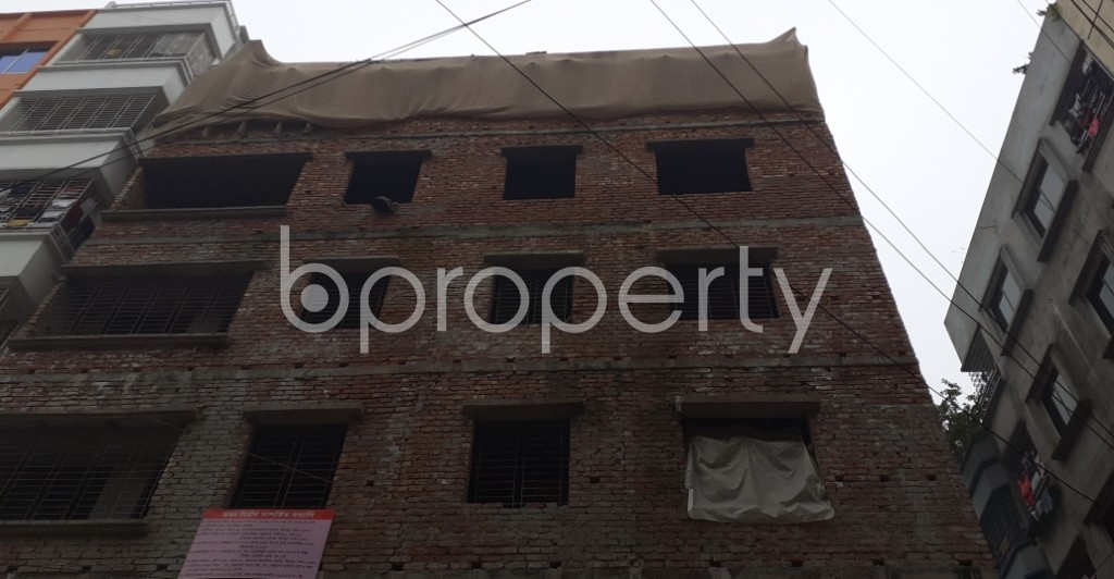 Front view - 2 Bed Apartment for Sale in Mirpur, Dhaka - 1977246