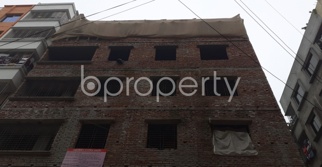 Front view - 2 Bed Apartment for Sale in Mirpur, Dhaka - 1977247